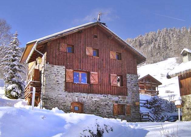 Chalet Berangaria - Image 1 - Meribel - rentals
