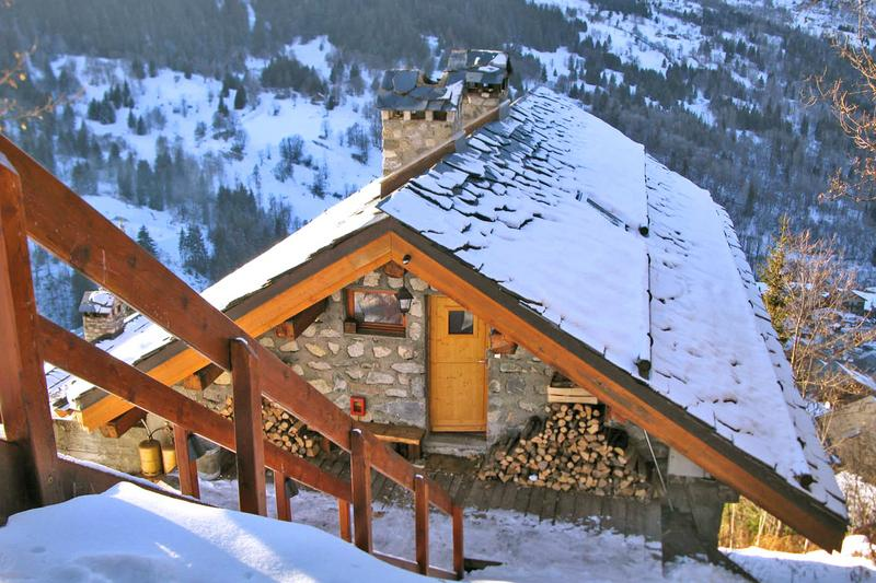 L' eco Des Montagnes - Image 1 - Meribel - rentals