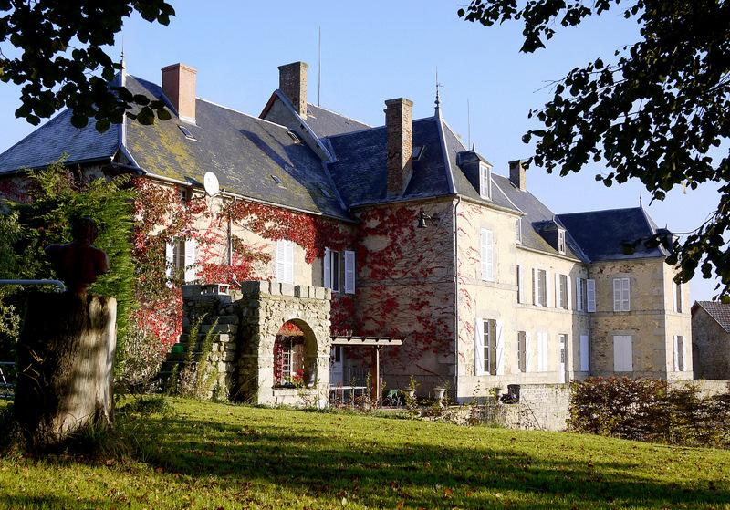 Chateau De Mouney - Image 1 - Auzances - rentals