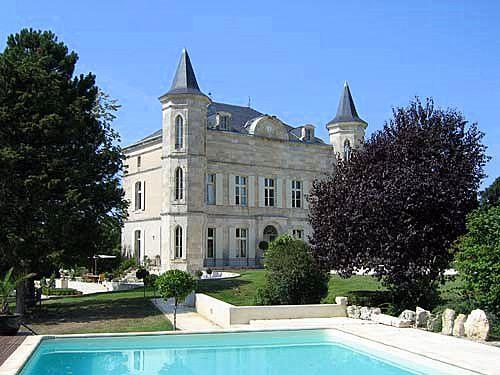Chateau Elegante - Image 1 - Laugnac - rentals