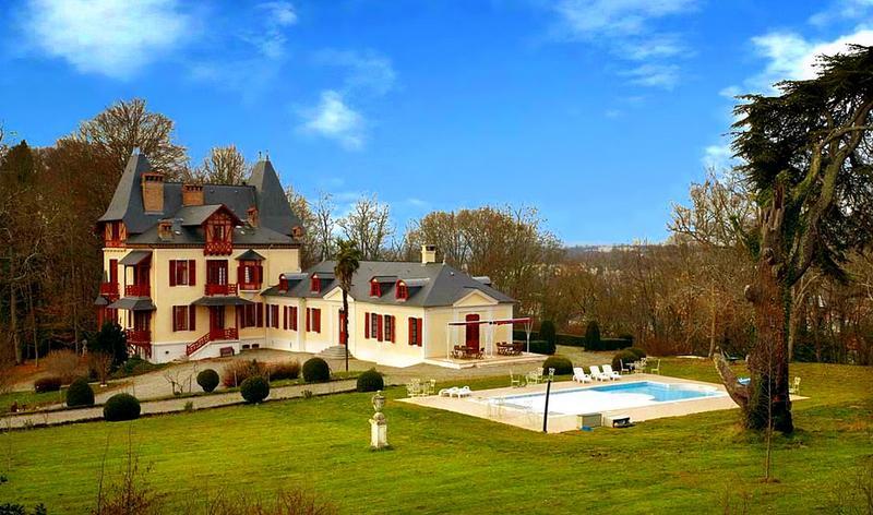 Chateau Borie Bois - Image 1 - Gelos - rentals