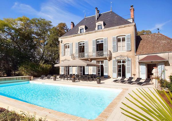 Chateau de la Marquise Thesut - Image 1 - Chatenoy-en-Bresse - rentals