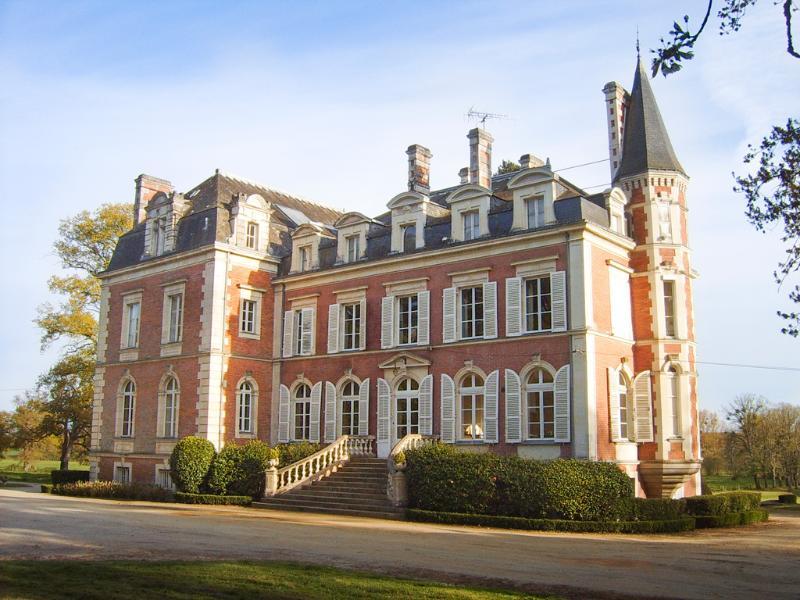 Chateau De La Cailletiere - Image 1 - La Cornuaille - rentals