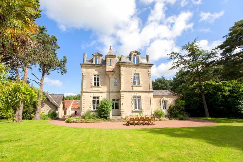 Chateau De Vigner Estate - Image 1 - Doue-la-Fontaine - rentals