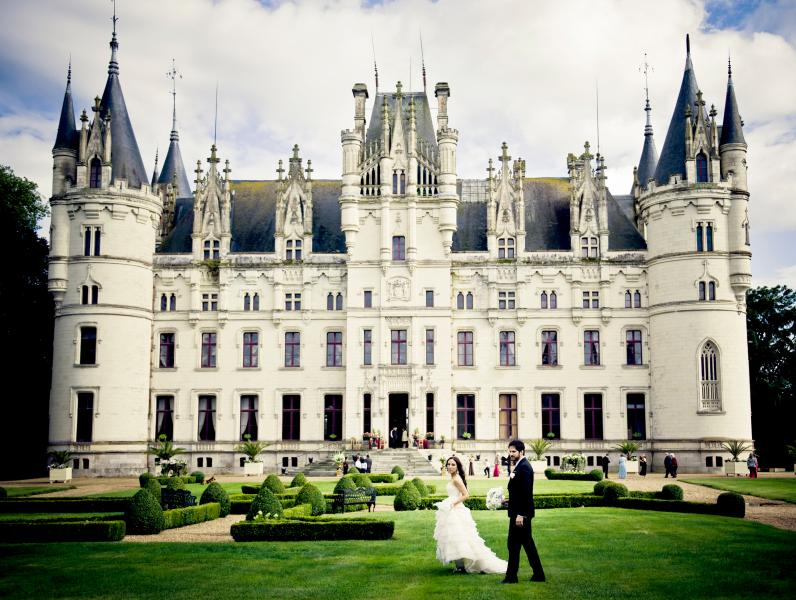 Chateau Des Joyaux - Image 1 - Challain-la-Potherie - rentals