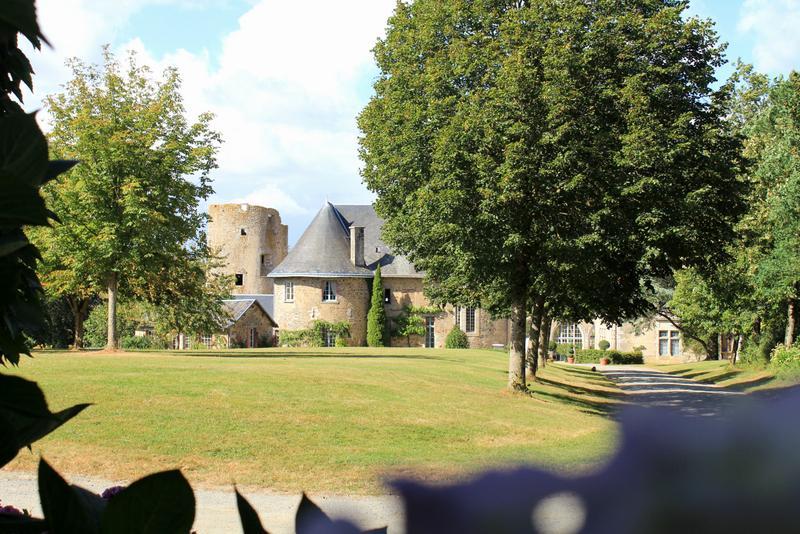 Chateau Flacelliere Pavilion - Image 1 - La Flocelliere - rentals