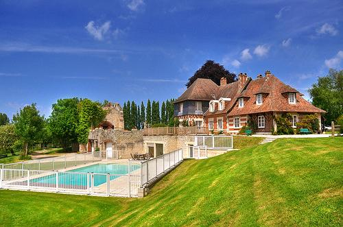 Manoir De Blouse-ville - Image 1 - Pennedepie - rentals