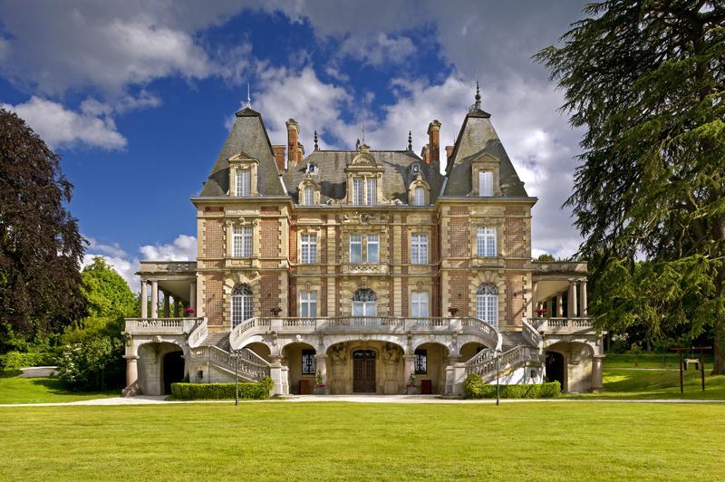 Chateau Boumont - Image 1 - Moisselles - rentals