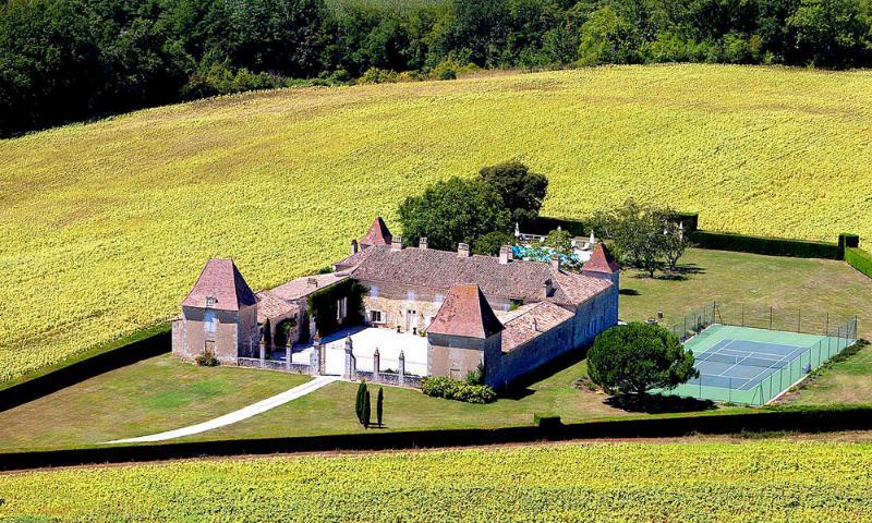 Chateau Duras - Image 1 - Riocaud - rentals