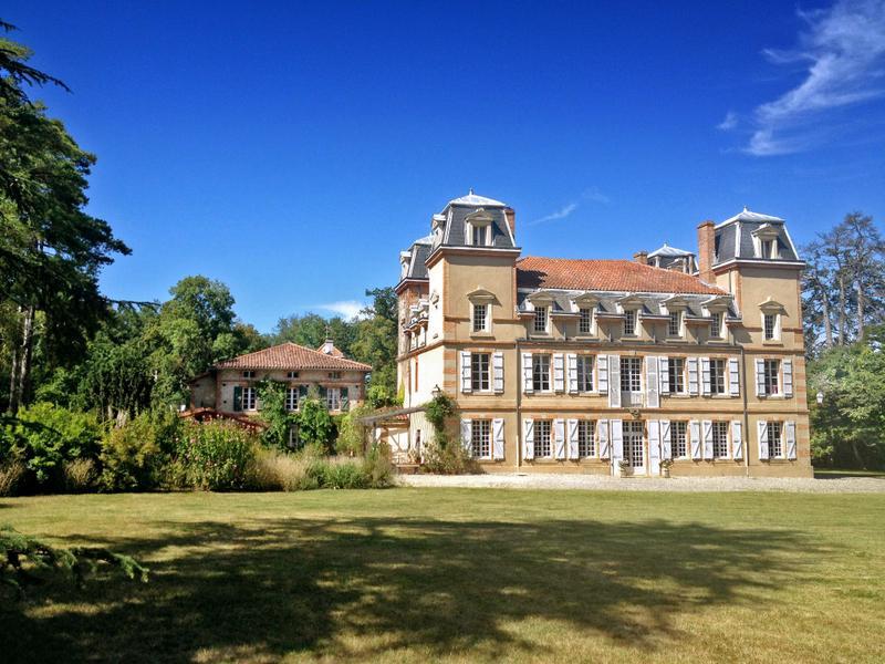 Chateau Ariege Estate - Image 1 - Saint-Ybars - rentals