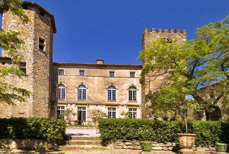 Chateau De L'ange - Image 1 - Agel - rentals