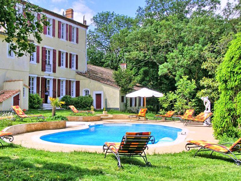 Chateau De Lavaille - Image 1 - Soupex - rentals