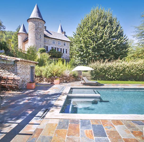 Chateau Chamborigaud - Image 1 - Chamborigaud - rentals