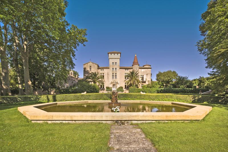 Chateau De Valjoyeuse - Image 1 - Languedoc-Roussillon - rentals
