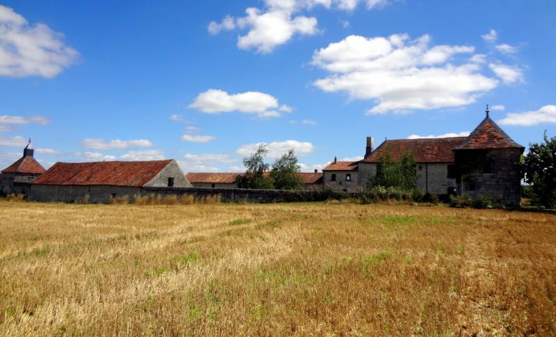 Maison Du Jardin - Image 1 - Sossais - rentals