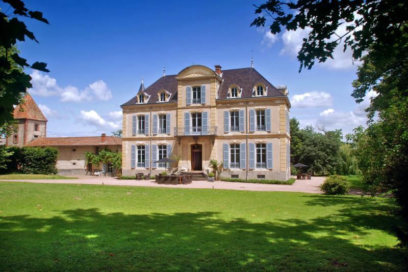 Chateau Les Bardants - Image 1 - Saint Bonnet des Quarts - rentals