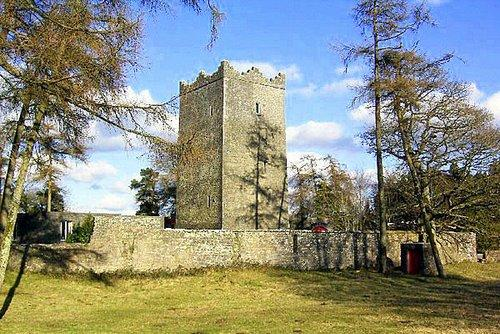 County Meath Castle - Image 1 - Oldcastle - rentals