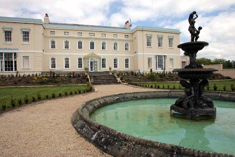 Kildare Palladian Mansion - Image 1 - Athy - rentals