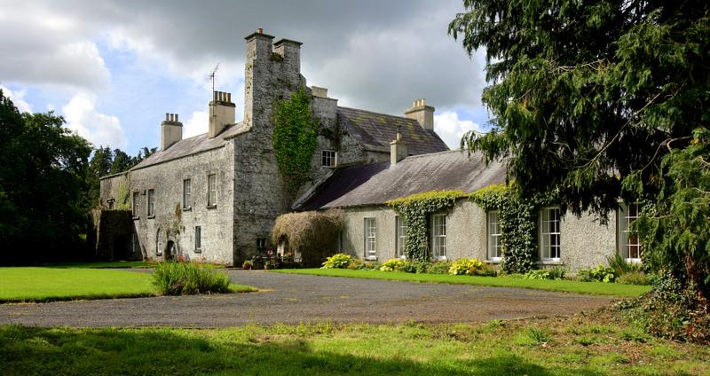 Irish Country Castle - Image 1 - Milltown - rentals