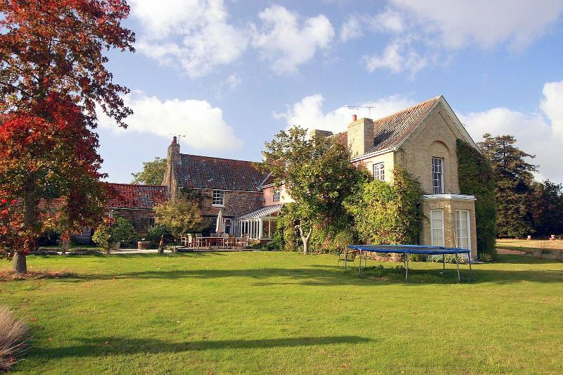 Old Rectory House - Image 1 - Oxborough - rentals