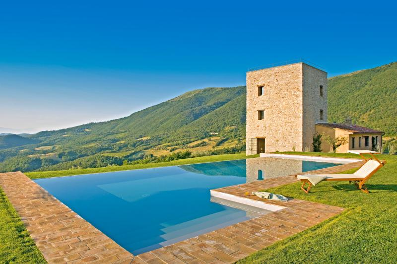 Tower Villa - Image 1 - Umbria - rentals