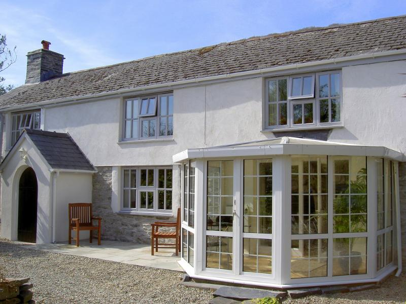 The Farmhouse - Image 1 - Eglwys Fach - rentals