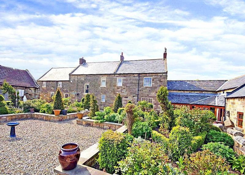 Ancient Moated Farmstead - Image 1 - Staithes - rentals