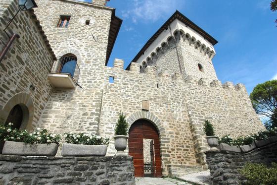 Castello Gubbio - Image 1 - Ponte d'Assi - rentals