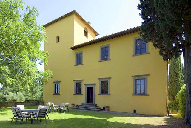 Villa Impruneta - Image 1 - Impruneta - rentals
