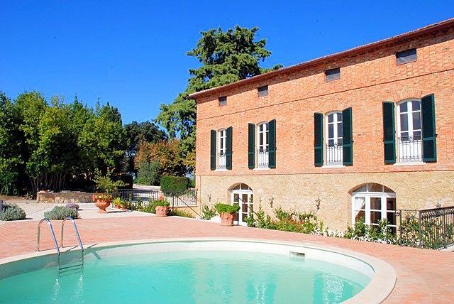 Villa Olive - Image 1 - Montisi - rentals