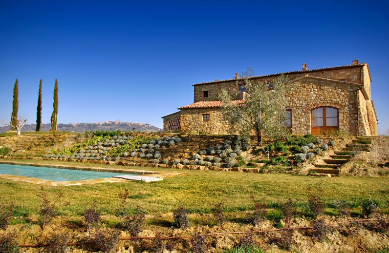 Pienza Villa - Image 1 - Pienza - rentals