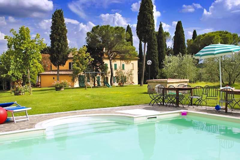 Villa Poggio - Image 1 - Marciano Della Chiana - rentals