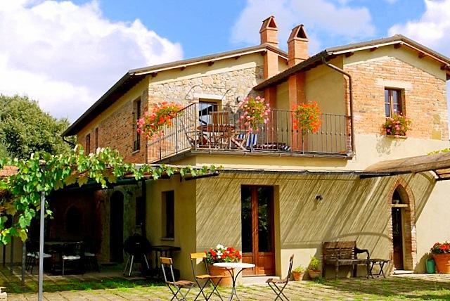Casa Olive - Image 1 - San Giovanni d'Asso - rentals