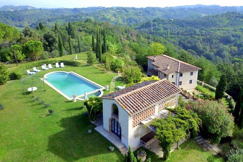 Casa Colonica - Image 1 - Treggiaia - rentals