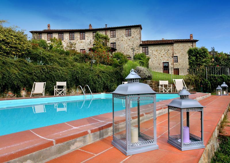 Segromigno Farmhouse - Image 1 - Lucca - rentals