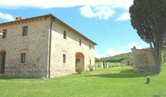 Villa Ginepri - Image 1 - Ulignano - rentals