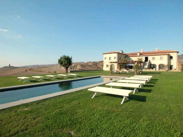 Villa Casella - Image 1 - Pienza - rentals