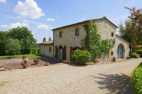 Villa Fontana - Image 1 - Tuscany - rentals
