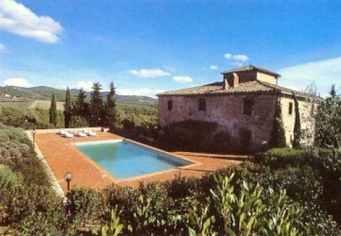 Villa Sotto - Image 1 - Tuscany - rentals