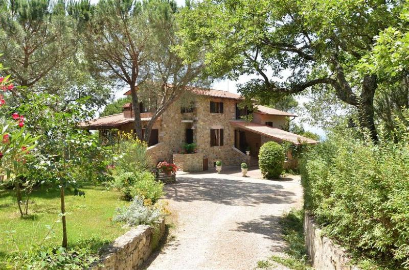 Villa Solara - Image 1 - Tuscany - rentals