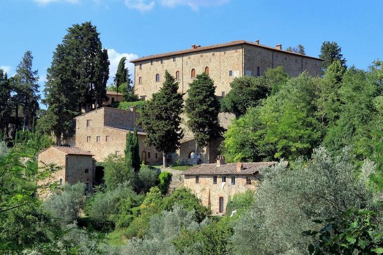 Castello Tenuta - Image 1 - San Casciano in Val di Pesa - rentals