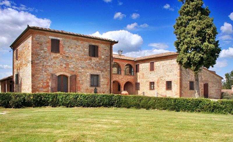 Villa Bosca - Image 1 - Trequanda - rentals