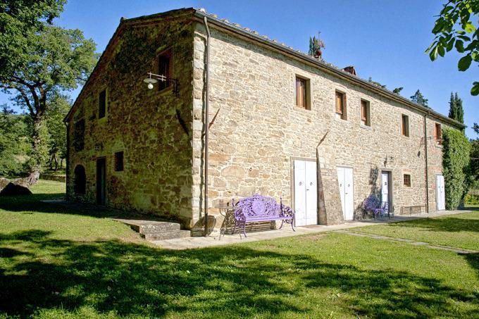 Wonderful Tuscany Vacation with Pool at Casa Domenico - Image 1 - Bibbiena - rentals