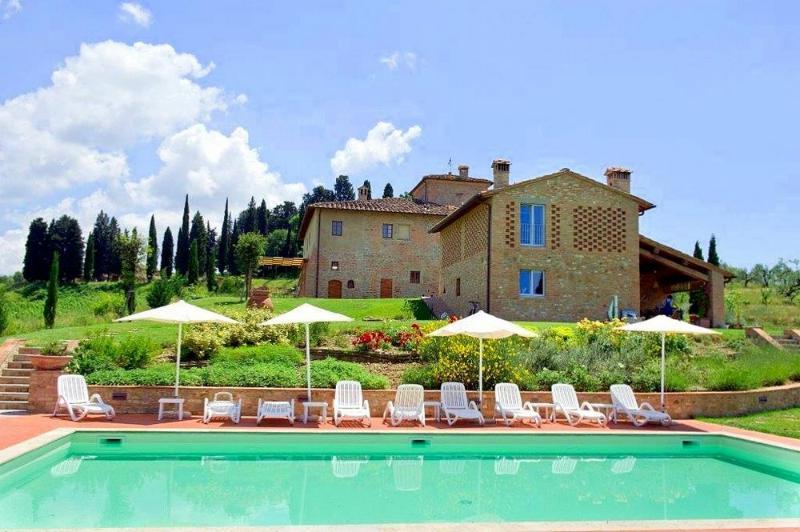 Villa Sticci - Image 1 - Lucardo - rentals