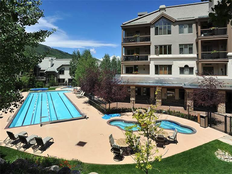Highlands Slopeside #220 - Image 1 - Beaver Creek - rentals