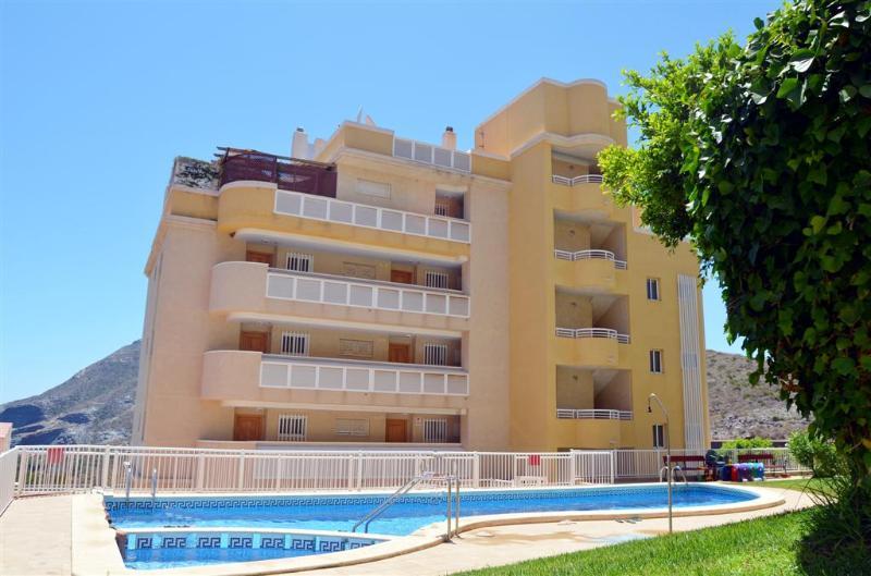 Ground Floor - Sea View - Communal Pool - Parking - 5206 - Image 1 - Cabo de Palos - rentals