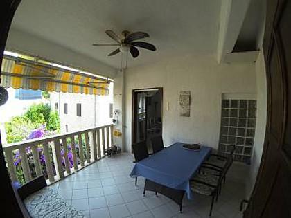 A1(4+1): terrace - 4425 A1(4+1) - Sutivan - Sutivan - rentals