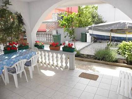 A1(6): terrace - 4472 A1(6) - Sabunike - Nin - rentals