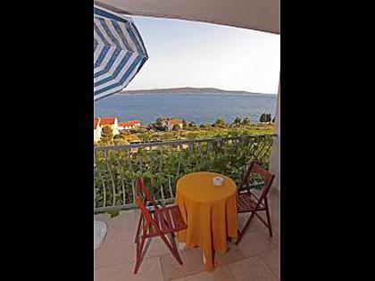 A2(2+1): covered terrace - 4570  A2(2+1) - Zavala - Zavala - rentals