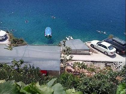 A1(7): terrace view - 01407VINI A1(7) - Vinisce - Vinisce - rentals